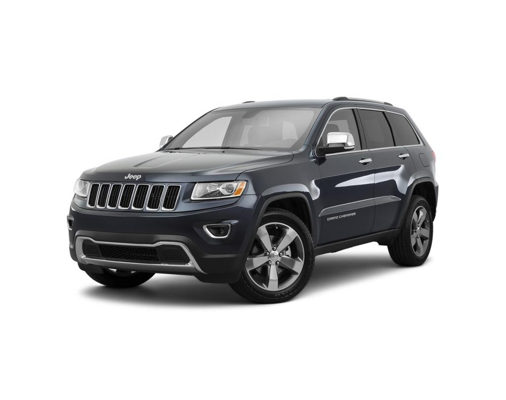 Jeep Grand Cherokee 2016 NIVEL 3