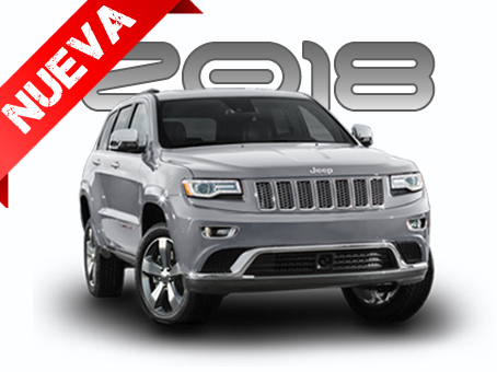 Jeep Grand Cherokee LTD 2018 NIVEL 3-AP (AK-47**)