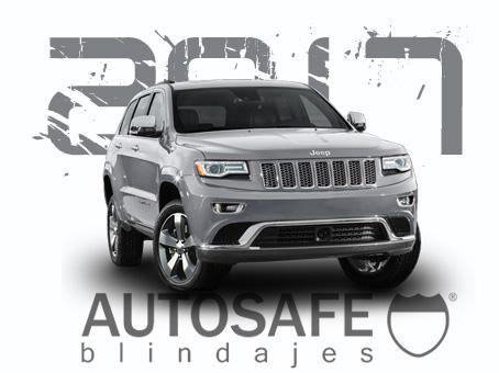 Jeep Grand Cherokee 2017 NIVEL 3 PLUS