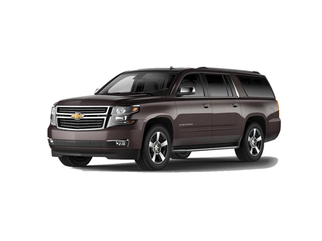 Chevrolet Suburban HD Paq. G 2016 NIVEL 5 plus