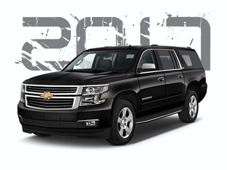 NUEVA Chevrolet Suburban LT 2017 NIVEL 3-AP (AK-47*)
