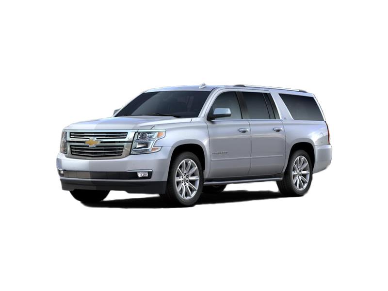 Chevrolet Suburban 2016 NIVEL 3