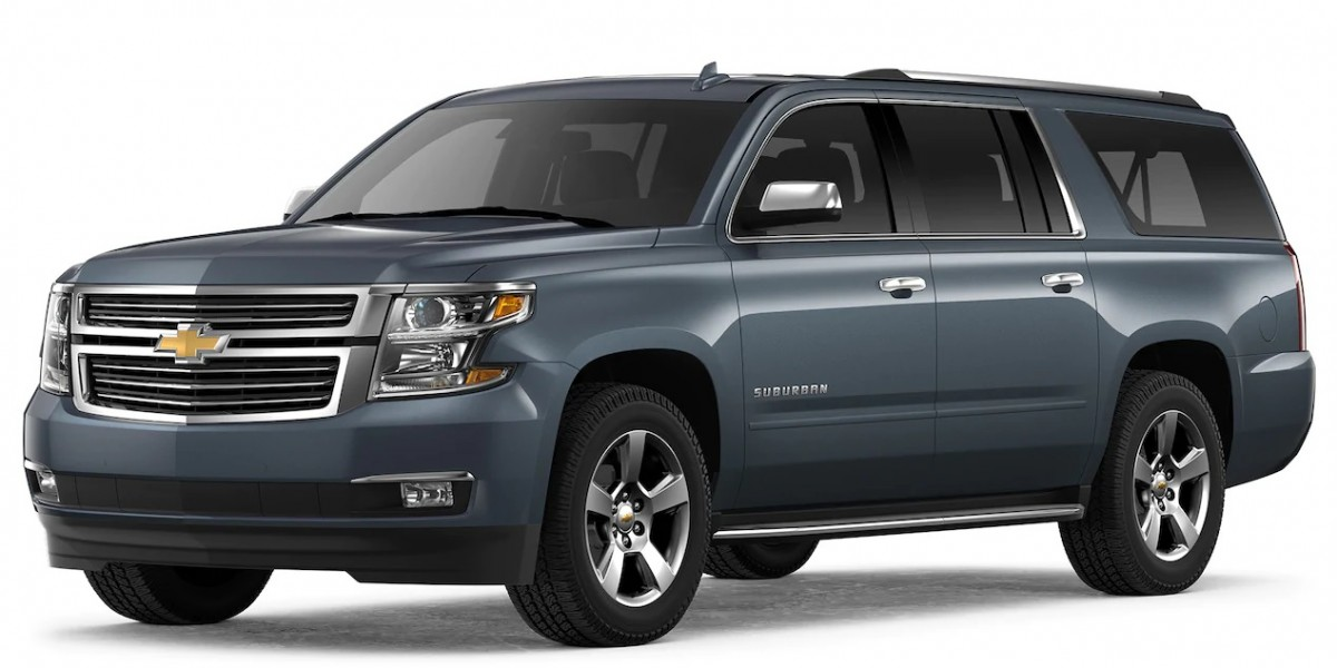 NUEVA Chevrolet Suburban 2019 NIVEL 3 PLUS