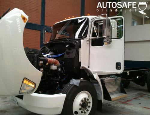 Aumenta la venta y uso de camiones blindados | Revista Magazzine